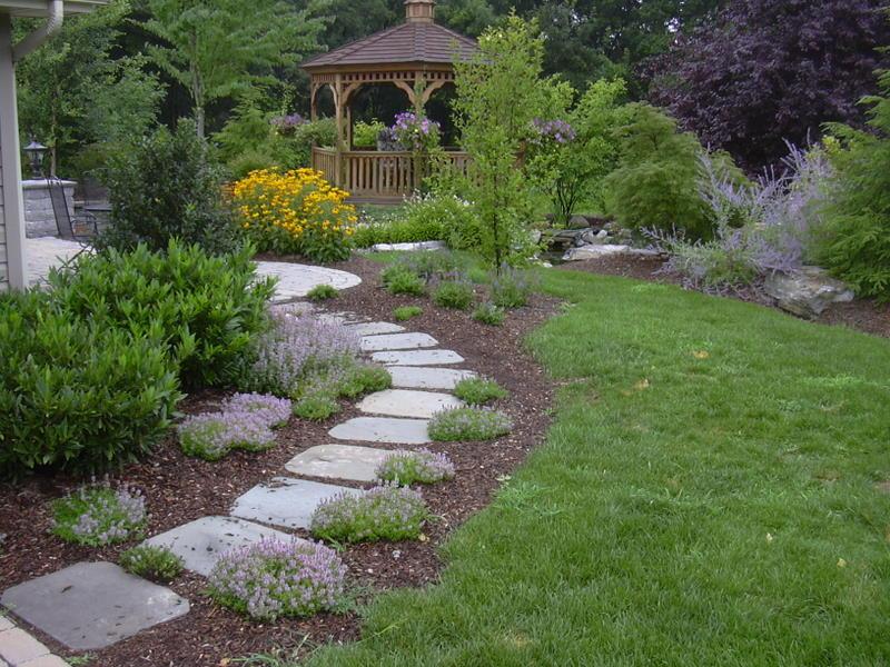 Idea home landscaping Residential landscape design tucson