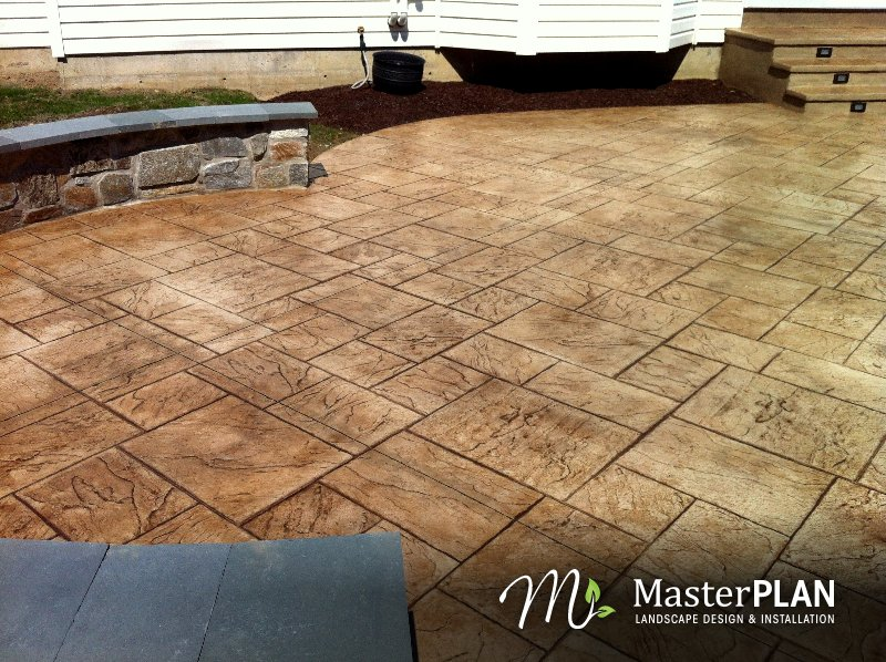 Average Cost Concrete Patio submited images