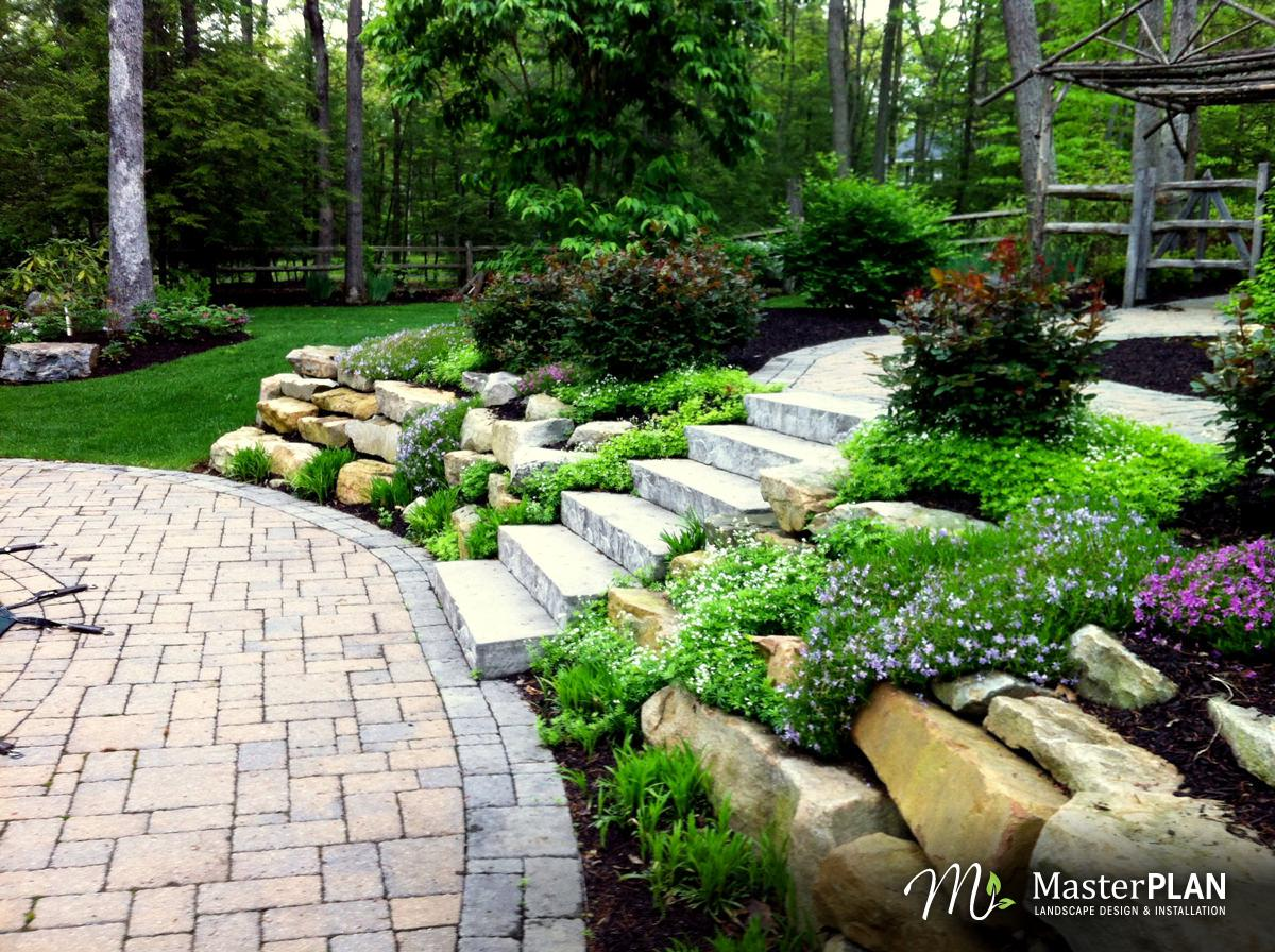 Landscaping services lehigh valley pa landscape design for Landscape design