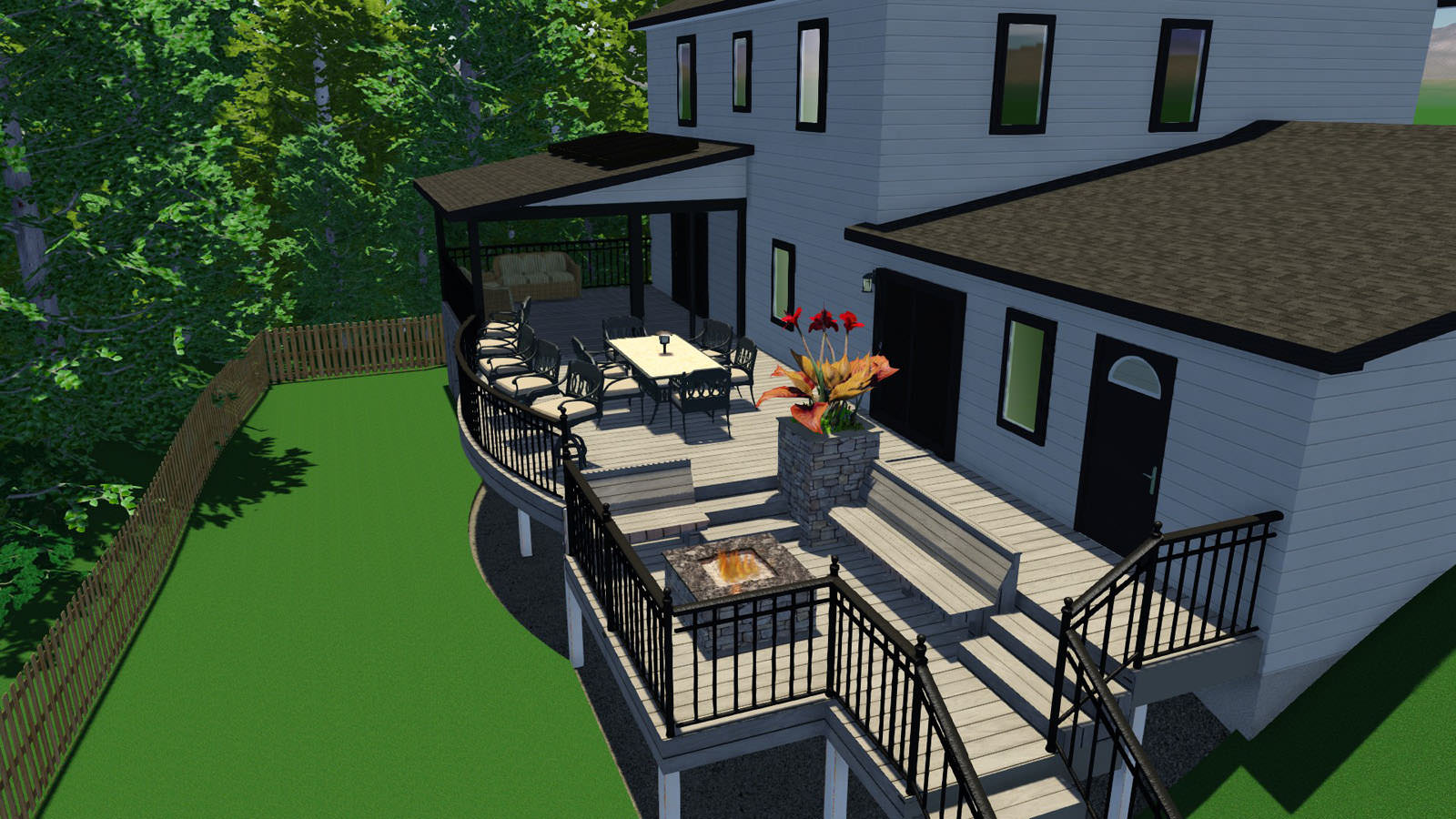 Quick Residence « MasterPLAN Outdoor Living on Masterplan Outdoor Living id=17765