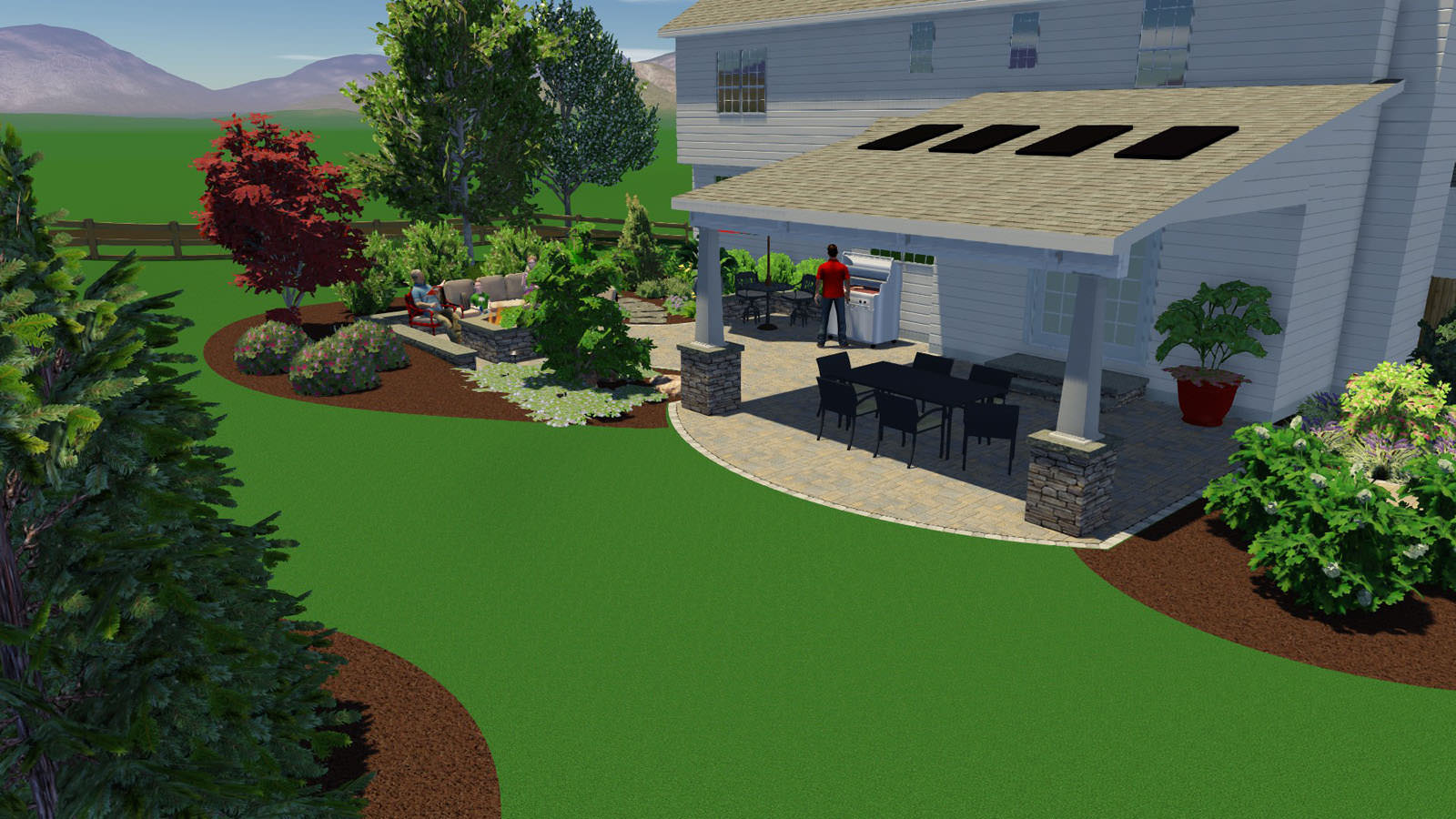 Stitt Residence « MasterPLAN Outdoor Living on Masterplan Outdoor Living id=94253