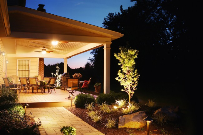 Outdoor Living Trends for 2017