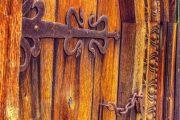 rustic hinge