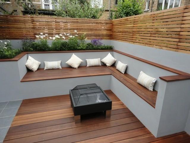 outdoor furniture storage